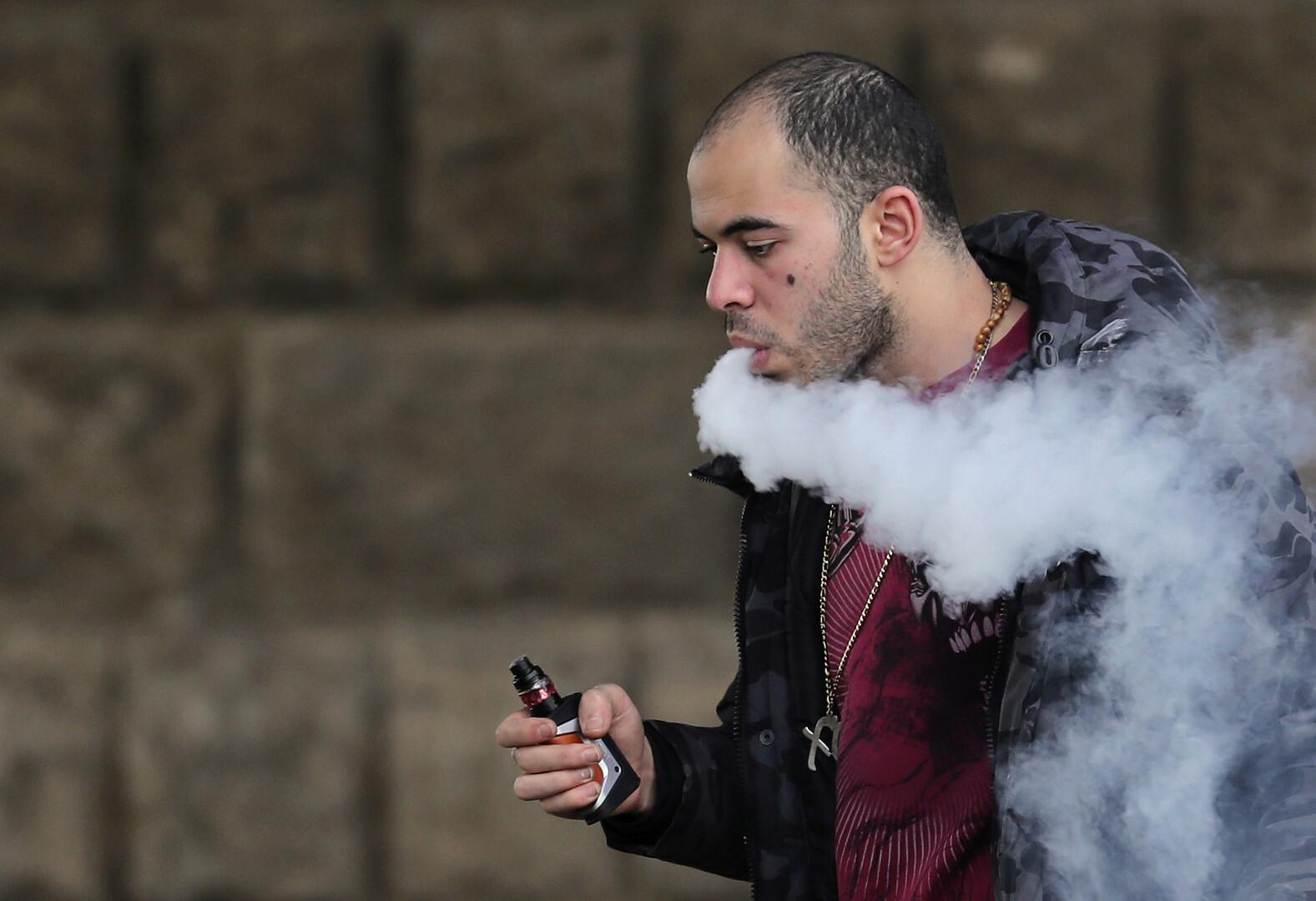 ارتفاع عدد ضحايا السجائر الإلكترونية في الولايات المتحدة إلى خمسة