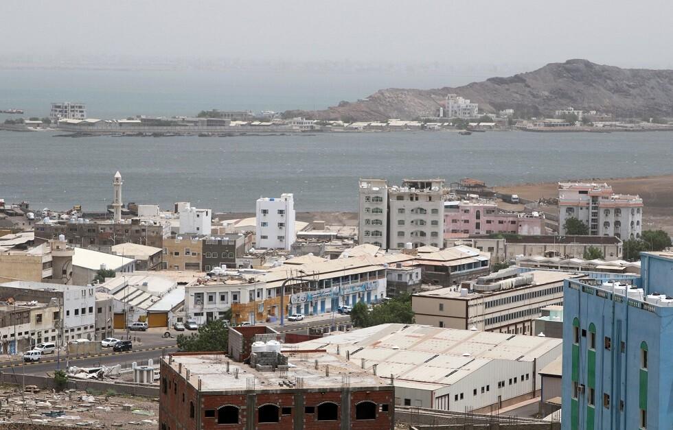 الإمارات تسحب قواتها من قصر معاشيق الرئاسي في عدن