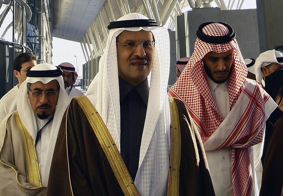 نجل الملك وزيرا جديدا للطاقة في السعودية