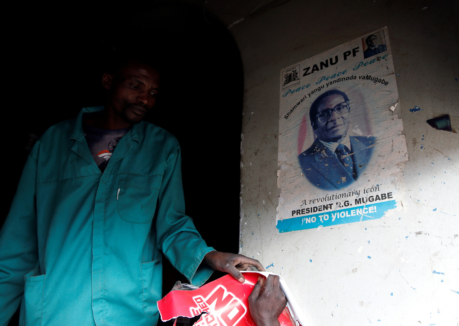 صراع بين قيادة زيمبابوي وعائلة موغابي بشأن جنازة الرئيس الراحل