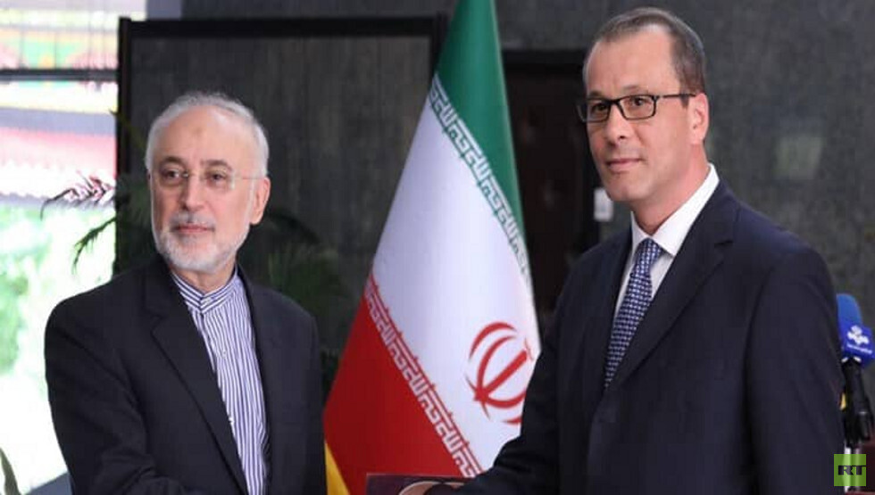 طهران توجه انتقادا حادا لأوروبا: التزامكم بعدم الالتزام أم بانتهاك الوعود؟