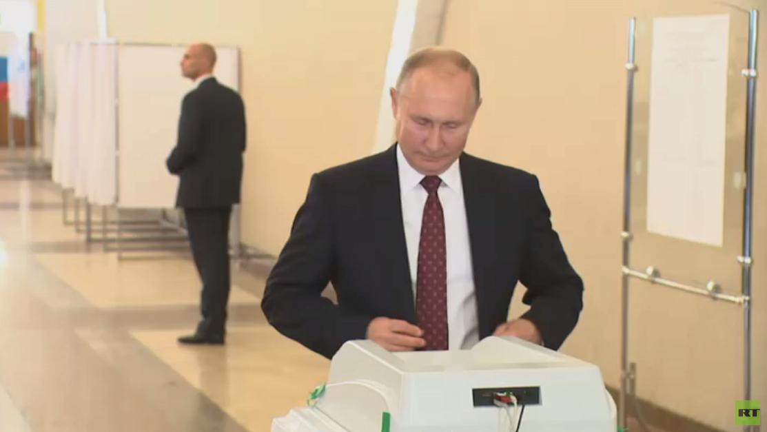 الروس ينتخبون ممثليهم في السلطات المحلية
