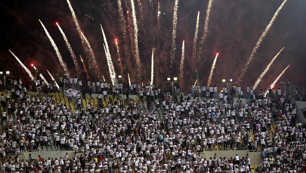 الزمالك يرفع كأس مصر للمرة الـ 27 (فيديو)