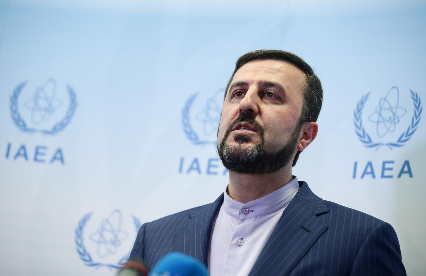 طهران ترد على بولتون: لا وجود لأي نشاط نووي سري في إيران