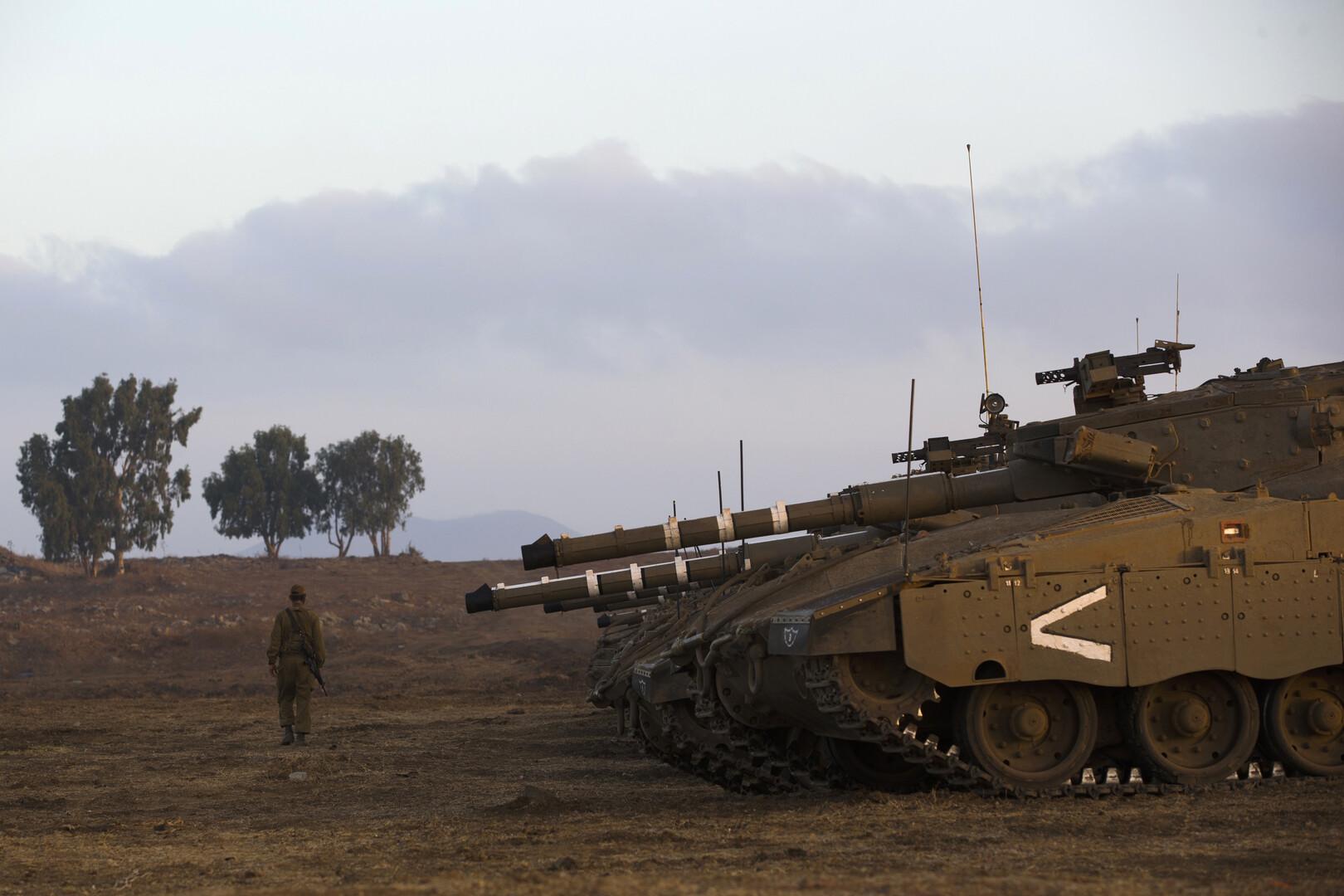 الجيش الإسرائيلي: رصدنا عملية إطلاق فاشل لعدد من القذائف الصاروخية من فيلق القدس بسوريا