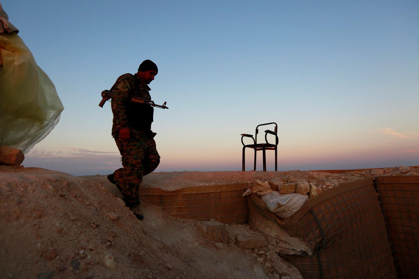 مصادر تكشف لـRT أعداد قتلى الضربات الجوية التي استهدفت فصائل عراقية في سوريا