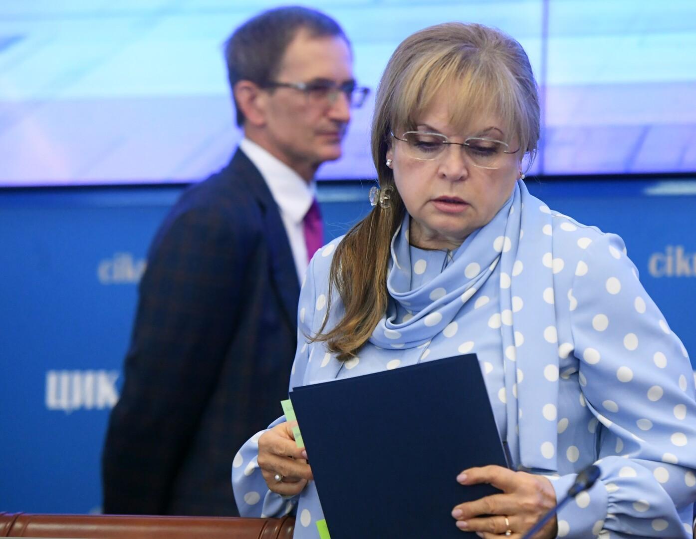 نسبة المشاركة النهائية في الانتخابات المحلية الروسية تبلغ 41.2%