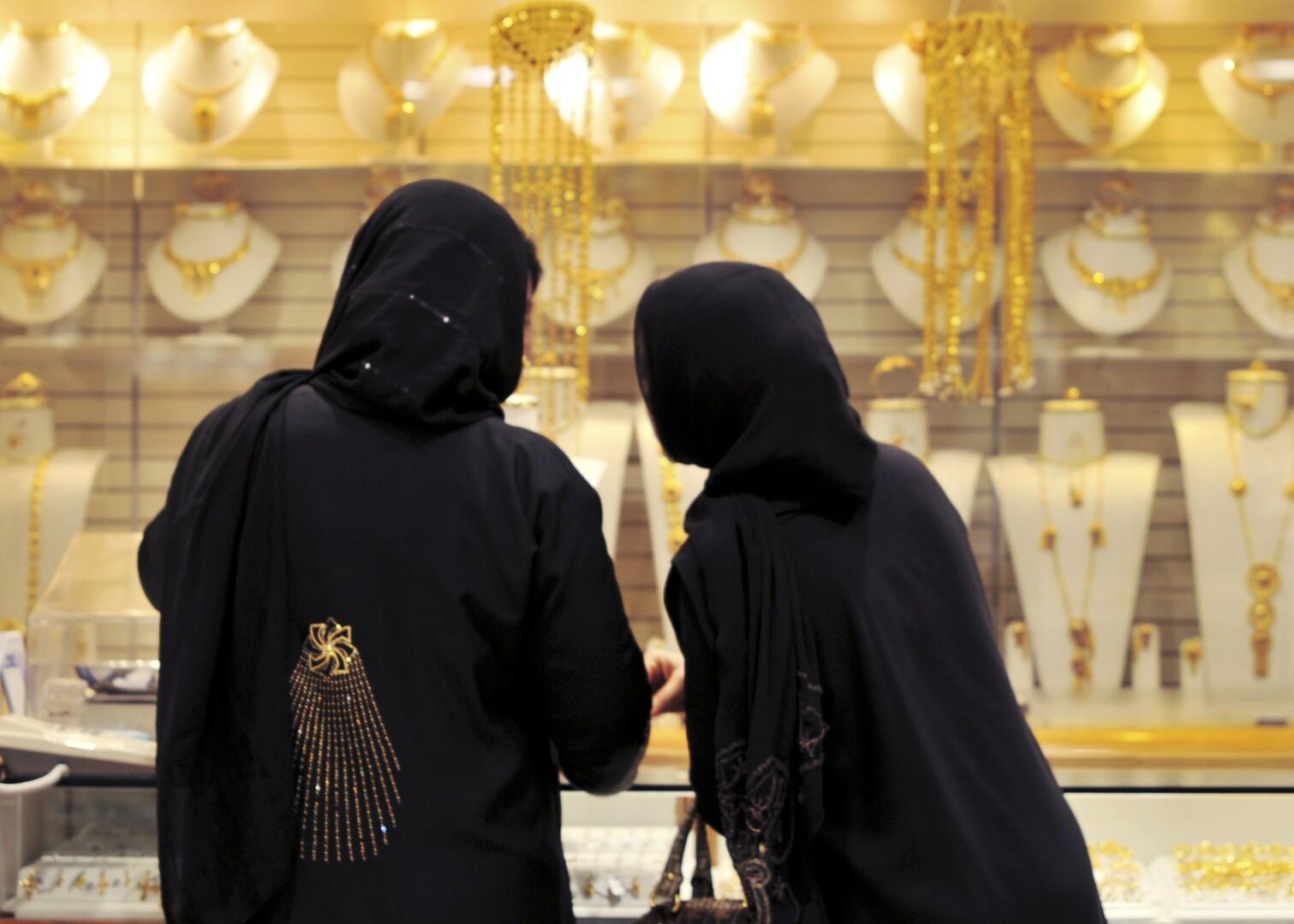 قطر تشتري 7.8 طن من الذهب في شهر واحد