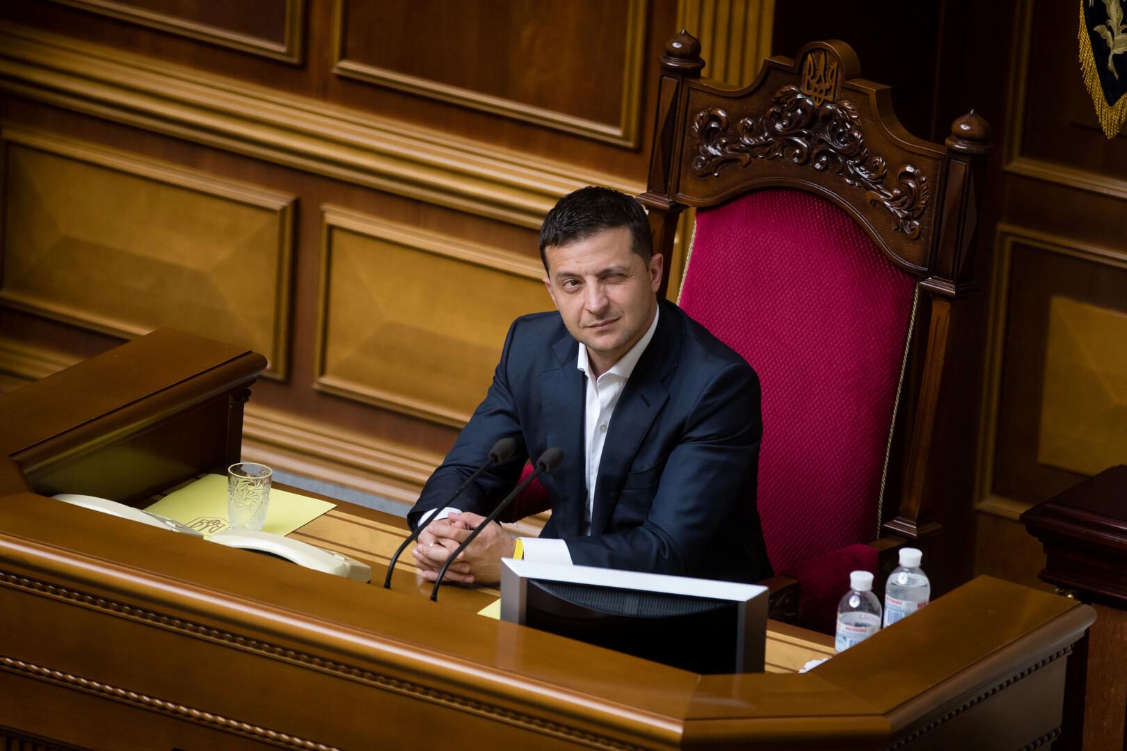 زيلينسكي يوعز بتسريع العمل لتنفيذ المرحلة الثانية من تبادل المحتجزين مع روسيا