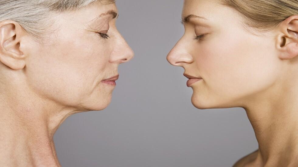 طريقة جديدة تعكس العمر البيولوجي وتجعلنا أصغر سنا!