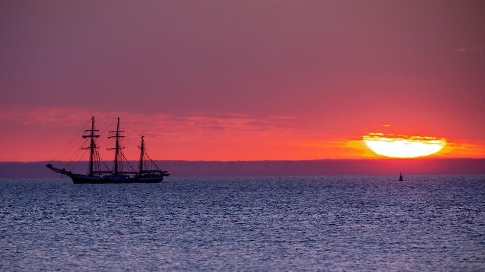 مرصد بحري ألماني يختفي من قاع بحر البلطيق
