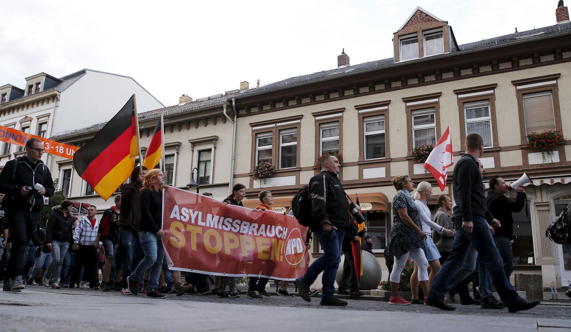 قرية غربي ألمانيا تنتخب عضوا من حزب للنازيين الجدد رئيسا لمجلسها