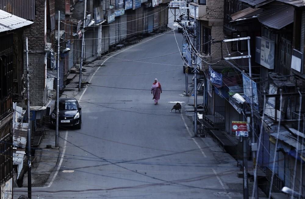 تلفزيون: اعتقال 8 مسلحين في الجزء الهندي من كشمير