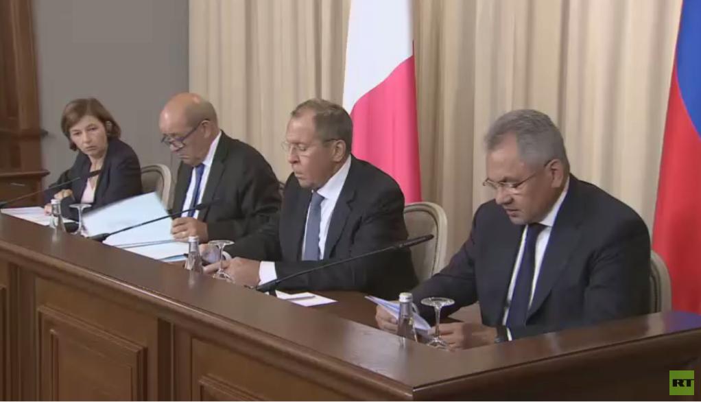روسيا وفرنسا.. نحو حلحلة الخلافات