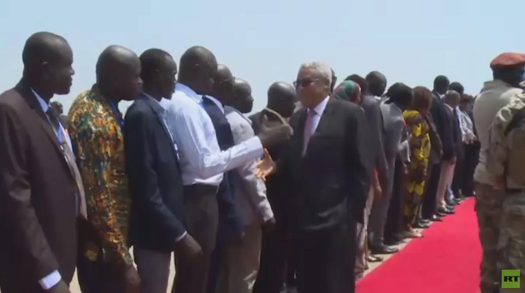 جوبا تستضيف محادثات سلام سودانية