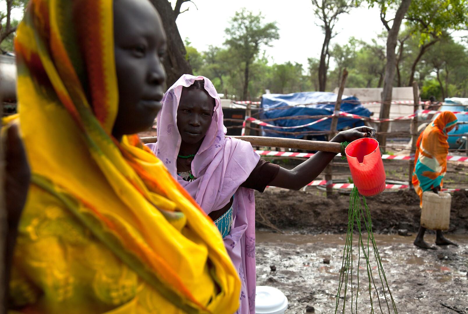 الكشف عن 4 إصابات كوليرا في السودان