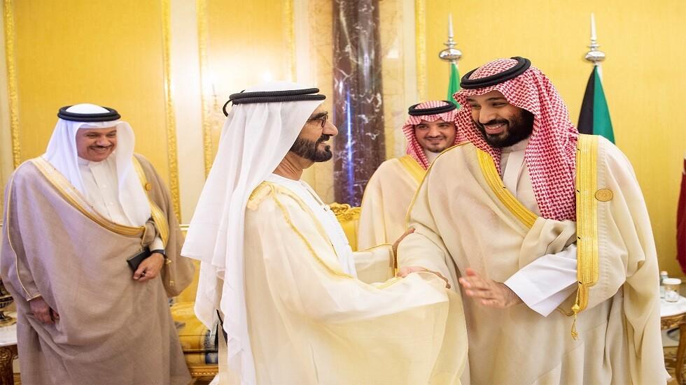 العربية السعودية ليست آمرة للإمارات