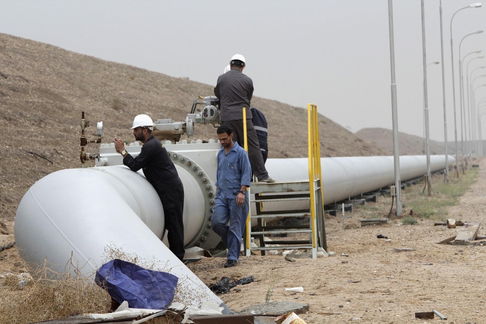 وزير النفط العراقي: نقترب من الوصول إلى إنتاج 5 ملايين برميل نفط يوميا