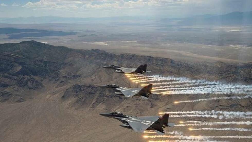 مقاتلات أمريكية - أرشيف -