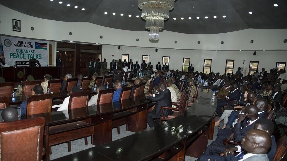 التوصل إلى اتفاق خلال مفاوضات جوبا حول السلام في السودان
