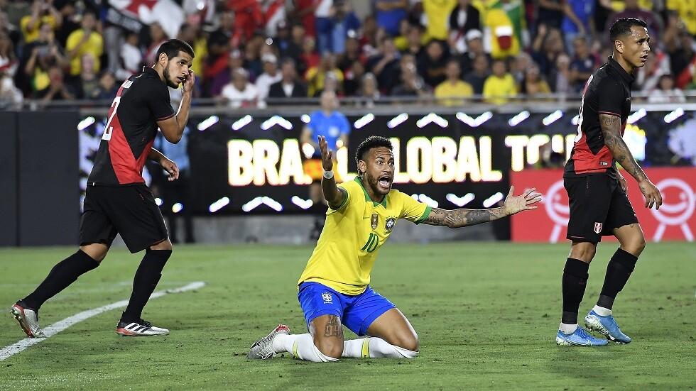 البيرو تثأر من البرازيل (فيديو)