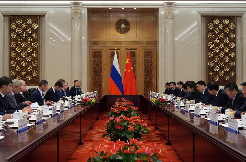 الغرب يسعى إلى صدام روسيا والصين في آسيا الوسطى