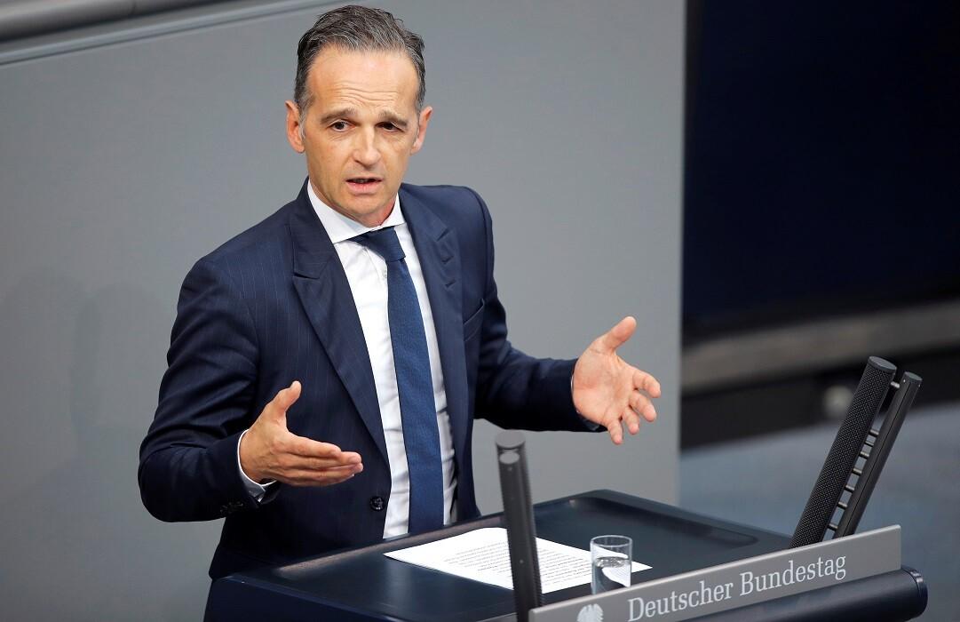 برلين: إقالة بولتون قد تثمر تقدما في حل الأزمة حول إيران