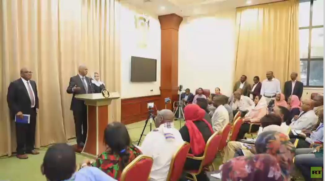 حكومة السودان الانتقالية تحدد أولوياتها