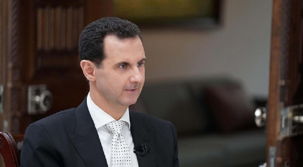 مفاجأة للرئيس السوري بشار الأسد في عيد ميلاده