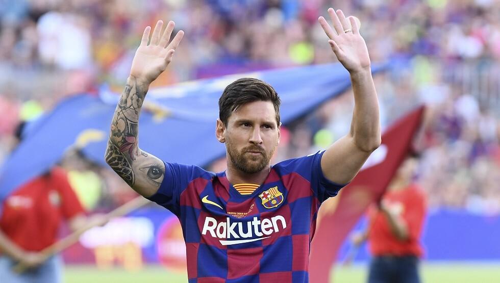 المدير التنفيذي لبرشلونة: لا أتخيل ميسي بقميص فريق آخر