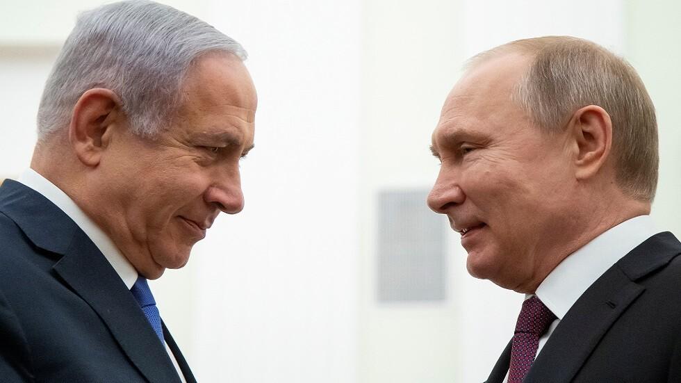 نتنياهو: علاقتي ببوتين حالت دون صدام بين بلدينا في سوريا