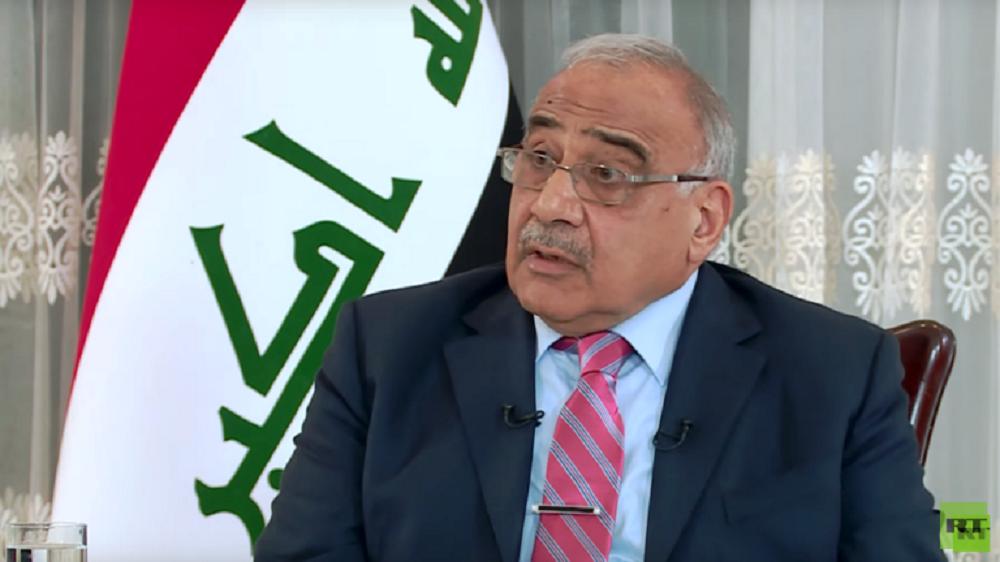 مدير مكتب السيستاني: عبد المهدي ليس مرشح المرجعية لكنها لم تعترض عليه