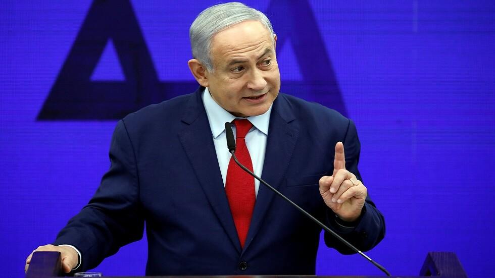 نتنياهو: لا مفر من حرب ضد غزة وإسقاط حكم