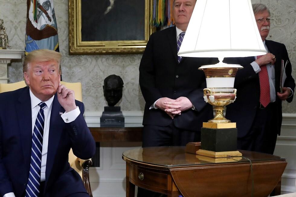 ترامب سئم من كونه صقرا