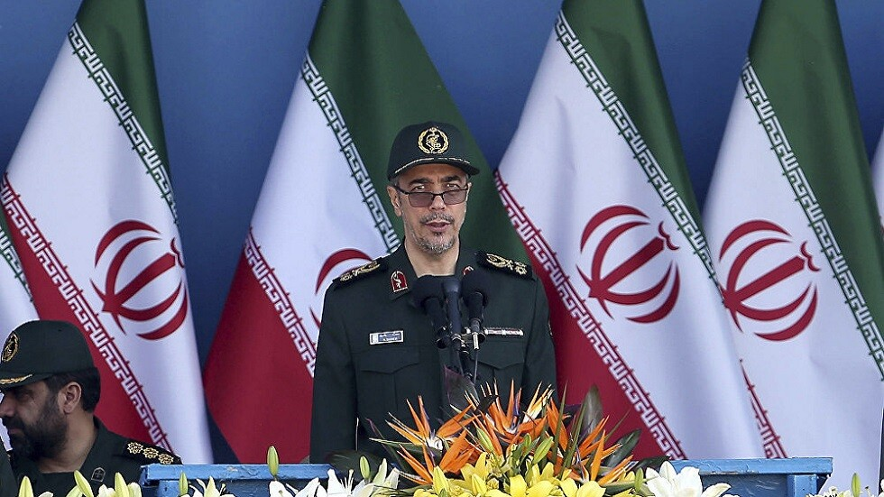 قائد الأركان الإيراني: التحالف البحري في الخليج سيولد مهزوما