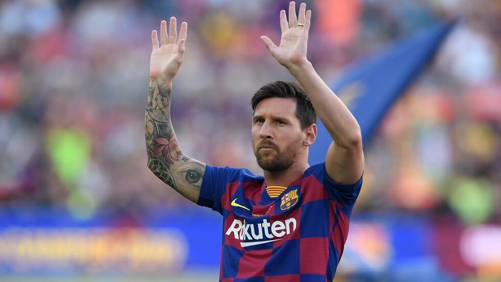 ميسي يخرج عن صمته ويكشف مستقبله مع برشلونة