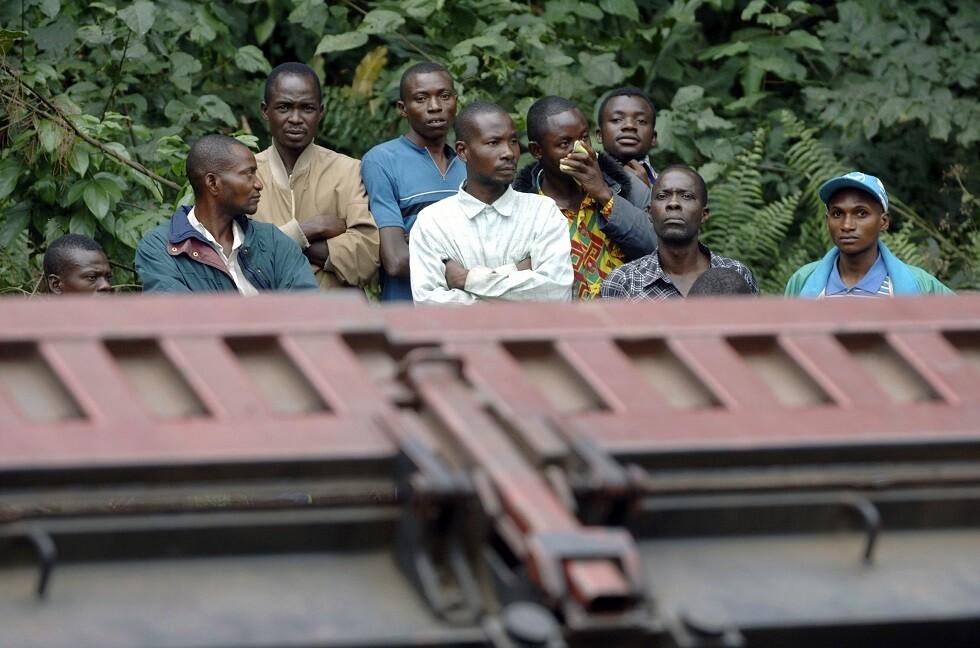 50 قتيلا جراء انحراف قطار في الكونغو الديمقراطية