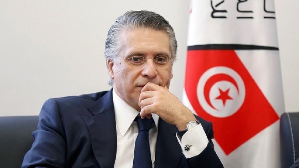 مرشح للرئاسة في تونس يضرب عن الطعام