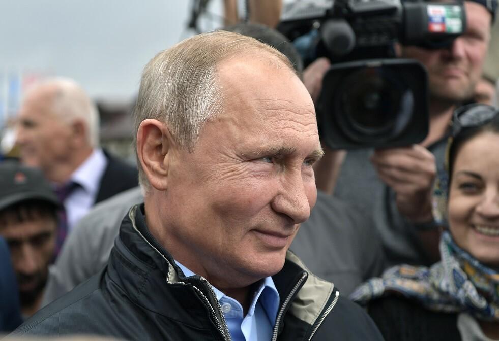 بوتين يصل إلى داغستان في ذكرى صد الإرهابيين عنها