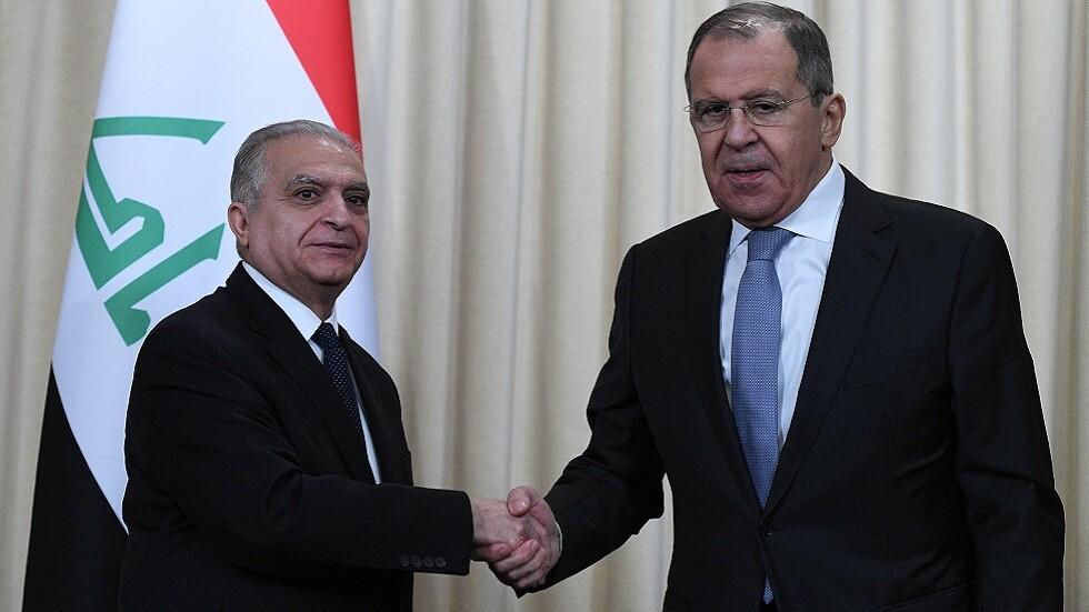 الخارجية الروسية تعلن موعد زيارة لافروف إلى العراق