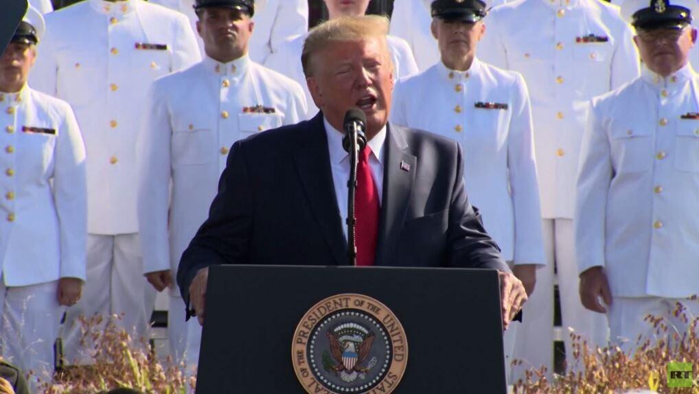 ترامب: لا نبحث عن النزاعات