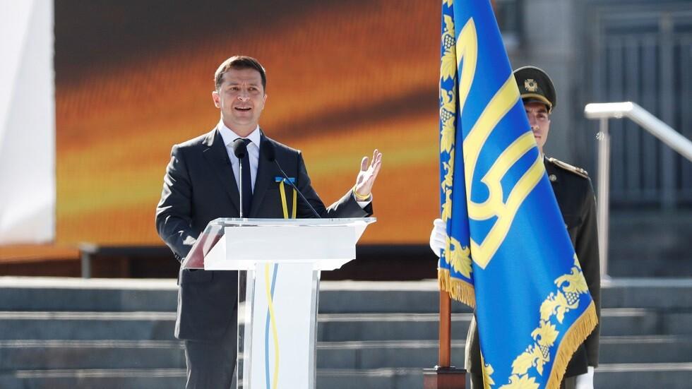 كييف تعمل على خارطة طريق لتنفيذ اتفاقيات مينسك
