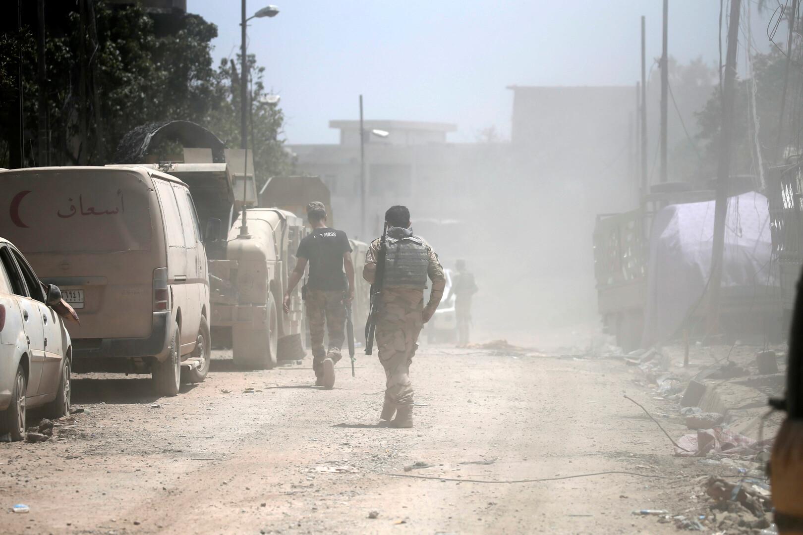 برلماني كردي يتهم الجيش العراقي والحشد بمحاولة اغتياله