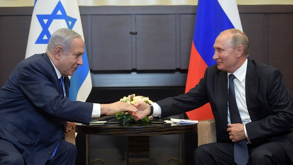 بوتين يقبل الدعوة لزيارة إسرائيل مطلع العام المقبل