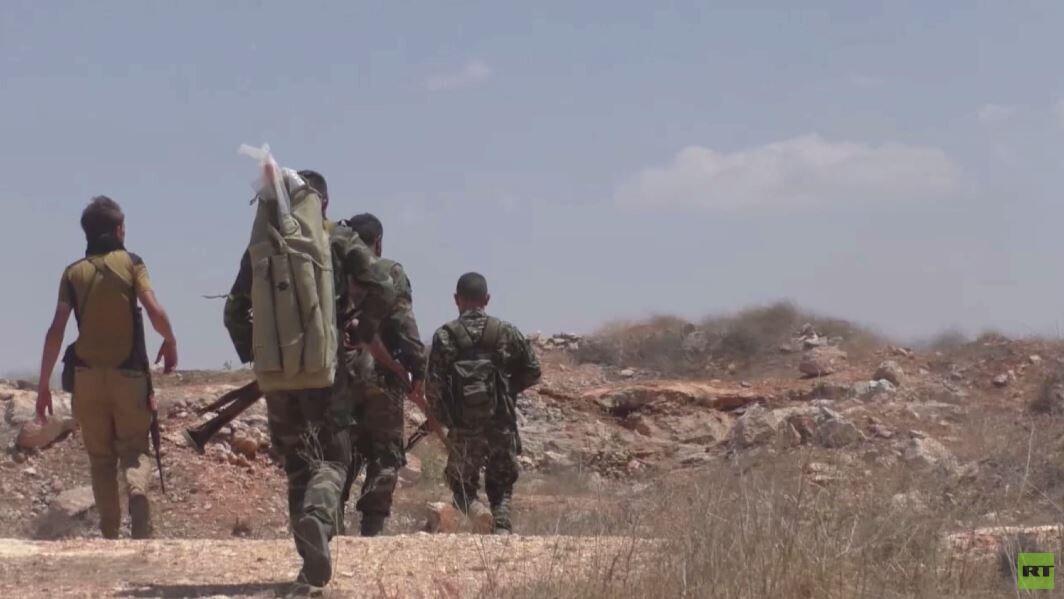 نزع للألغام من ريفي حماة و إدلب في سوريا