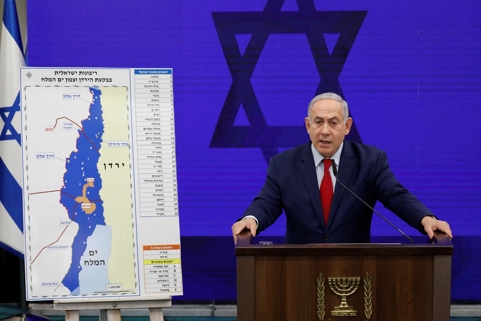 خمس دول أوروبية تصدر بيانا مشتركا بشأن وعد نتنياهو ضم أجزاء من الضفة الغربية