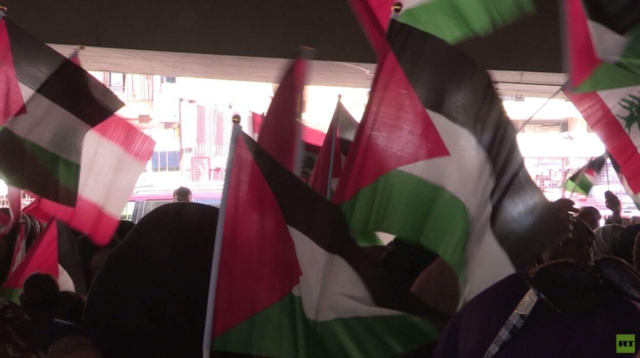 حراك اللاجئين الفلسطينيين في لبنان