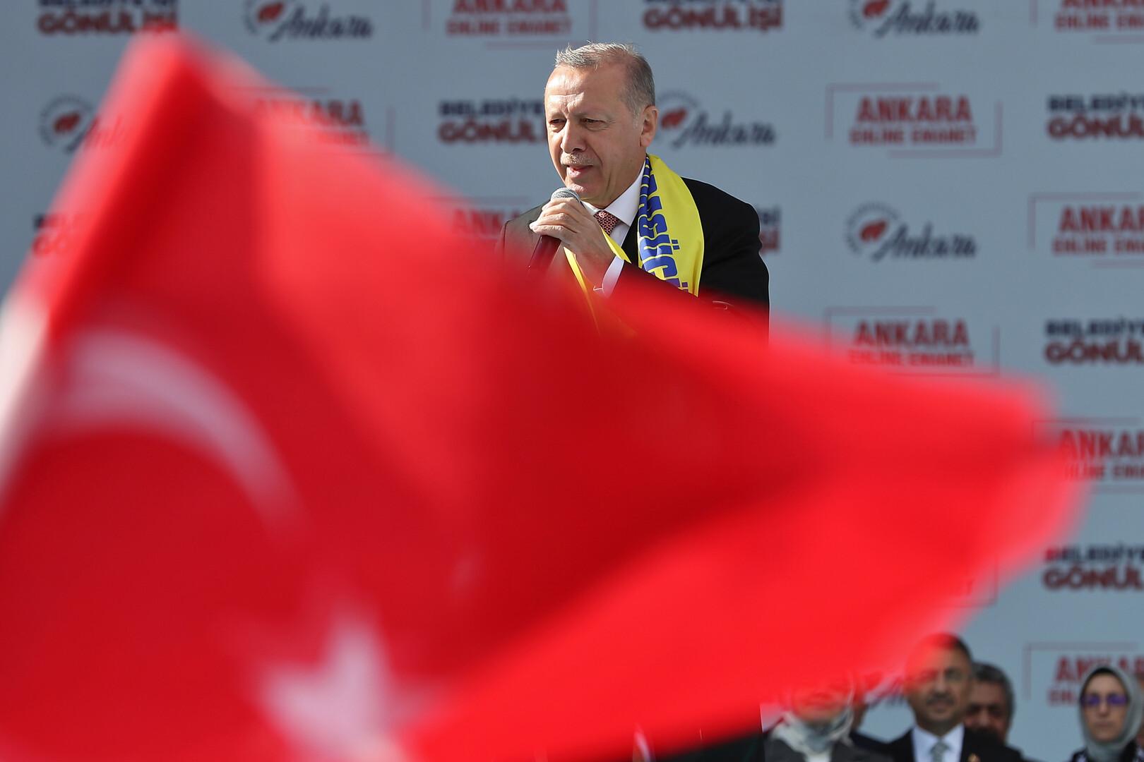تركيا تتمدد!