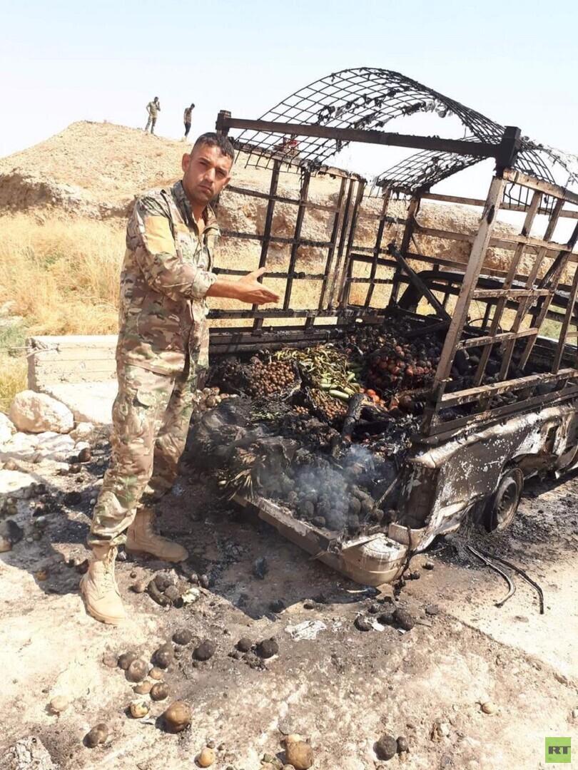 مقتل مدني وإصابة والده بتفجير عبوة في الموصل