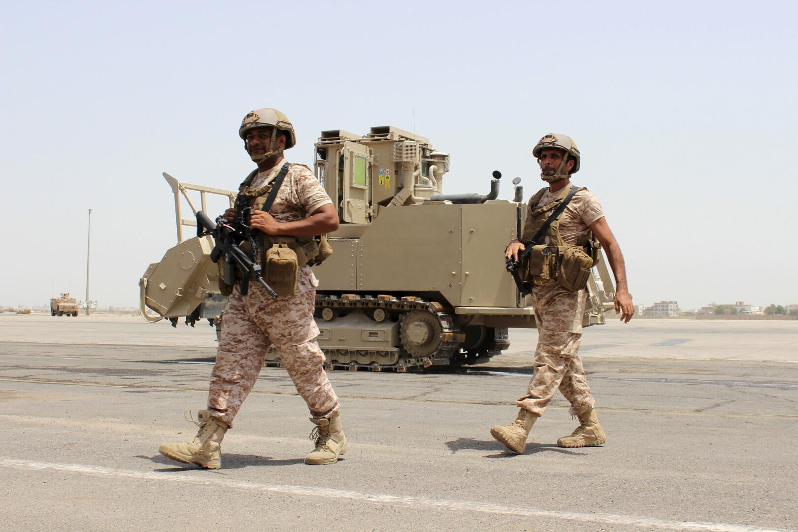الإمارات تعلن مقتل 6 من جنودها في حادث تصادم